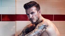 David Beckham pour H&M: toujours plus sexy
