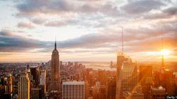 Le quart de New York pourrait être inondé d'ici 2050, selon des