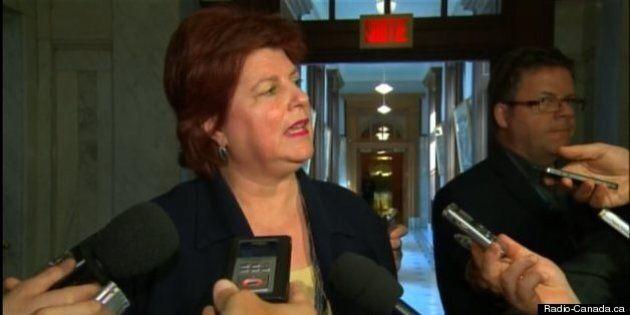 Garderies privées: la ministre de la Famille va de