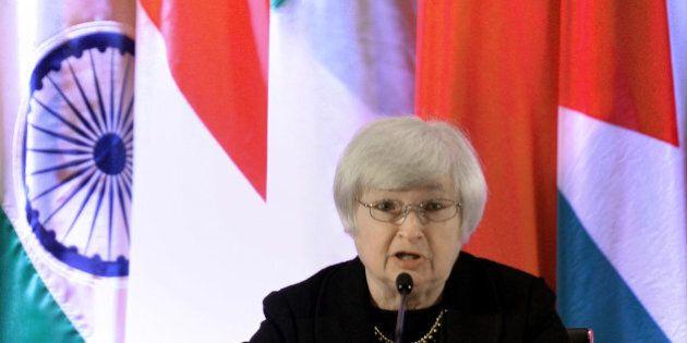 Obama va nommer Janet Yellen à la tête de la Banque