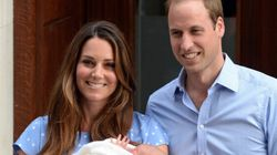 Une photo officielle du bébé royal