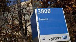 Recouvrement de Revenu Québec contre le Montréalais Aaron
