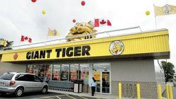 La chaîne Tigre Géant à