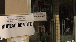 Élections municipales : plus de 40% des Montréalais ont voté