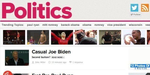 Buzzfeed se lance dans l'actualité