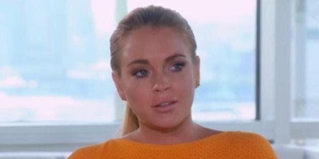 Lindsay Lohan et la drogue: interviewée par Oprah Winfrey, l'actrice admet qu'elle est «accro»