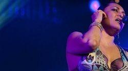 Le NPD recrute la chanteuse de Bran Van 3000 dans