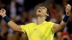 Rafael Nadal défait John Isner en finale à