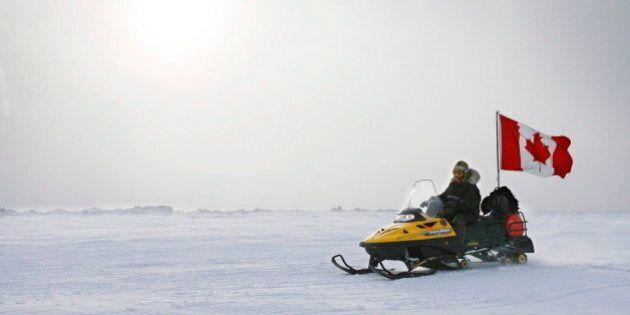 Les Forces canadiennes testent en secret motoneige furtive de 620 000 $ dans le Grand
