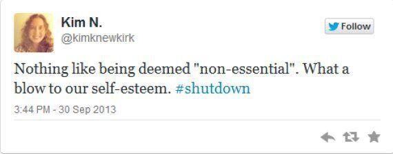 Comprendre le «shutdown» des
