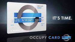 Occupy Wall Street pourrait lancer... une carte de