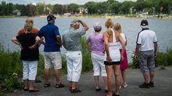 Les sinistrés de Lac-Mégantic profitent d'une journée gratuite au Village vacances
