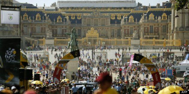 Tour de France - 21e étape: le Tour en grande pompe à