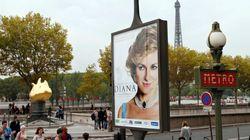 Une affiche du film «Diana» crée la polémique à Paris