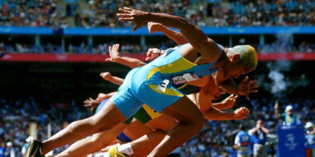Les athlètes olympiques ont de mauvaises