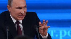 Poutine annonce qu'il va gracier un ex-magnat du