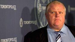 Toronto: des proches du maire Rob Ford auraient cherché la fameuse