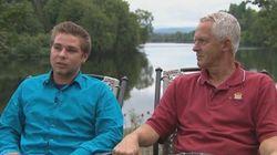 Lac-Mégantic : un homme touché par la tragédie prend un orphelin sous son