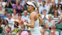 Eugenie Bouchard remporte son match de premier tour à l'Omnium de