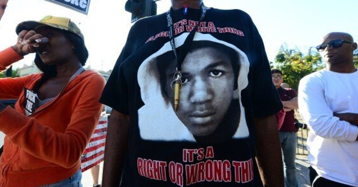 night trayvon martin died - HD1536×1002