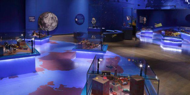 «Jouets: Mission cosmos», au Musée McCord: amusant voyage dans l'espace
