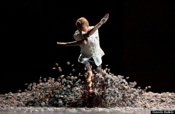 «La Belle au bois dormant» : la version tragico-trash des Grands Ballets s'en vient !