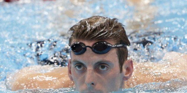 Ryan Cochrane, nageur canadien le plus titré de la