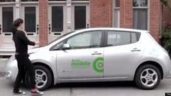 Communauto : le projet-pilote de voitures électriques doit être