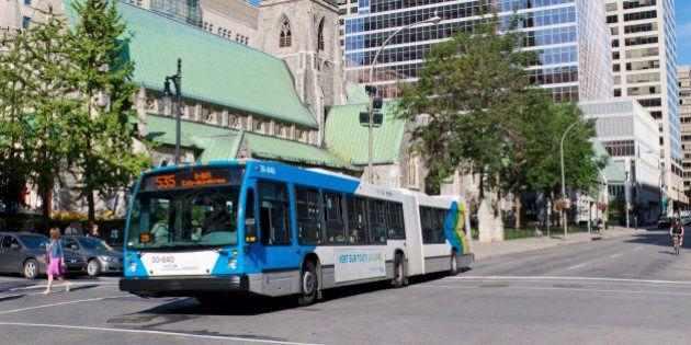 Le plan de transport de Montréal bat de