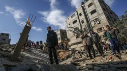 Entre Israël et Palestiniens, 600 roquettes, des raids aériens et une trentaine de