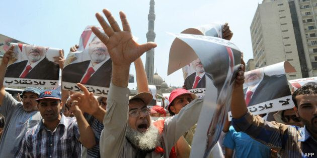 Egypte: La police tire des lacrymogènes sur des manifestants pro-Morsi au