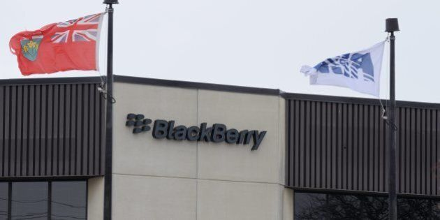 BlackBerry ne commente pas une éventuelle vague de