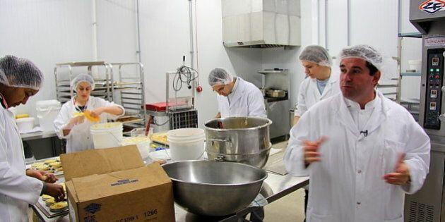 La gastronomie à la sauce industrielle selon Jérôme