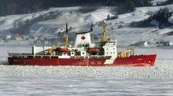 Écrasement dans l'Arctique: les trois hommes victimes