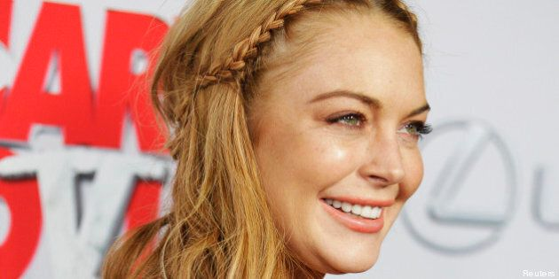 Lindsay Lohan a fugué de son centre de