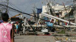Philippines: le bilan du typhon Haiyan dépasse les 6 000