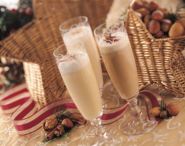 Temps des fêtes: Une recette de lait de poule pour vous