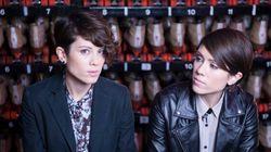 Tegan & Sara: Le vidéoclip de «Goodbye Goodbye» en primeur