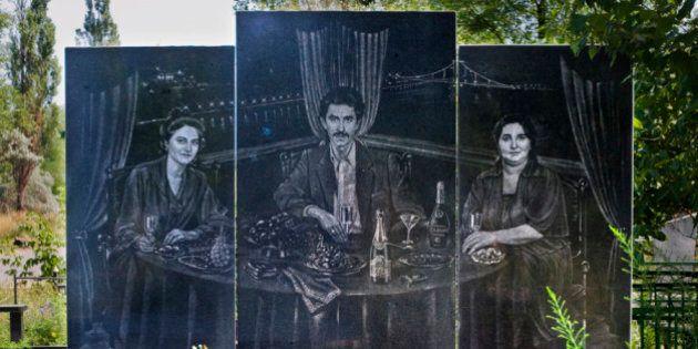 Les tombes extravagantes des gangsters de la mafia russe