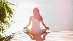 Yoga, méditation et régime végétarien : le tiercé gagnant de la