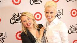 Tapis rouge pour l'ouverture des magasins Target au Québec