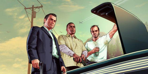 Sortie de GTA 5: le jeu le plus cher de l'histoire veut dépasser les blockbusters de