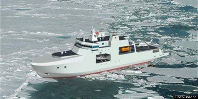 Des dépenses inexpliquées pour des bateaux commandés par