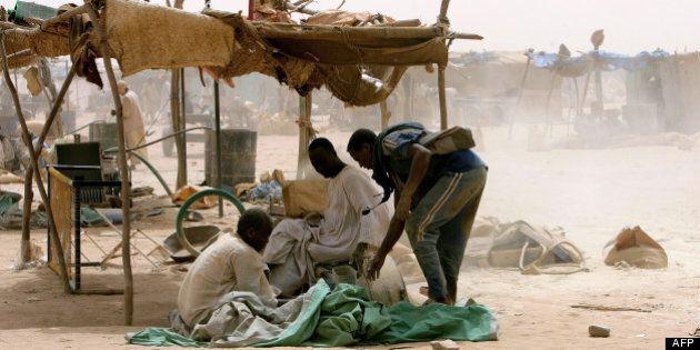 Mine effondrée au Darfour: plus de 100 morts, neuf secouristes