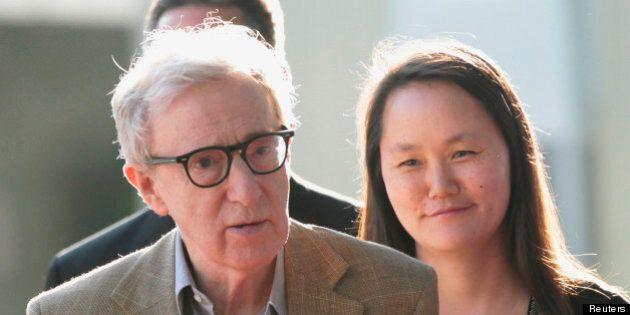 Woody Allen sur la Côte d'Azur pour recruter des figurants