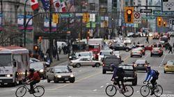 Vancouver adopte le vélo-partage avec location de