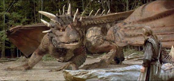 Le Hobbit 2 : La désolation de Smaug. Smaug est-il le dragon le plus effrayant de l'histoire du