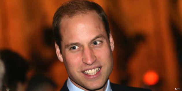 Le prince William d'Angleterre aurait des origines