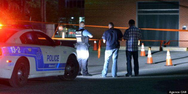 Un jeune homme est blessé dans une fusillade jeudi à
