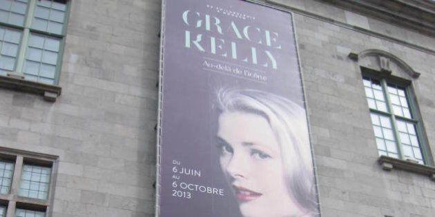 Grace Kelly vue par les artistes et designers d'ici